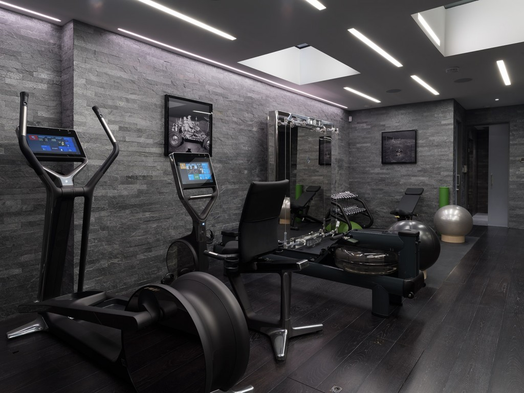 Home Gym Design And Supply From Raw Corporate Health