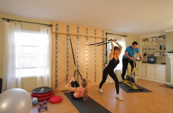 Superbe Home Gym Design