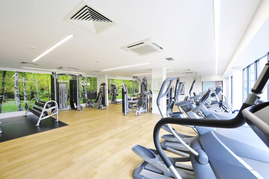 Gym design by raw corporate health the gym experts